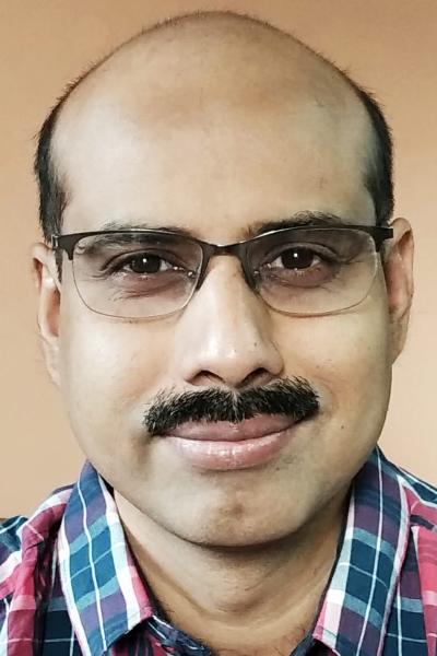 Dr. Kanad Das (HoO) - Scientist-E