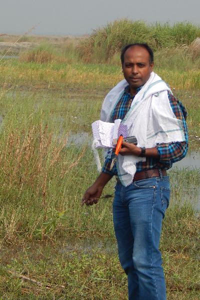 Dr. Kumar Avinash Bharati