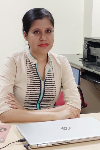 Dr. (Ms.)  Monalisa Dey