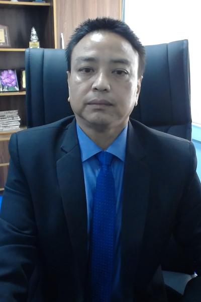 Dr. Rajib Gogoi, Scientist E ,Head of Office