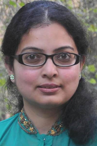 Dr. (Mrs.) Debasmita Dutta Pramanik