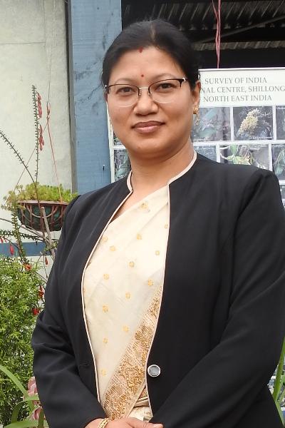 Dr. Chaya Deori