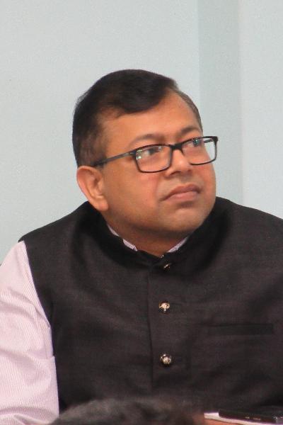 DR Dinesh Agrawala