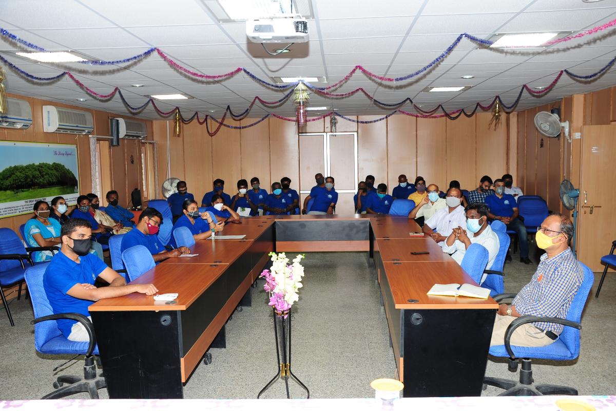 3. Van Mahotsav celebration at BSI SRC on 06-07-2021-2
