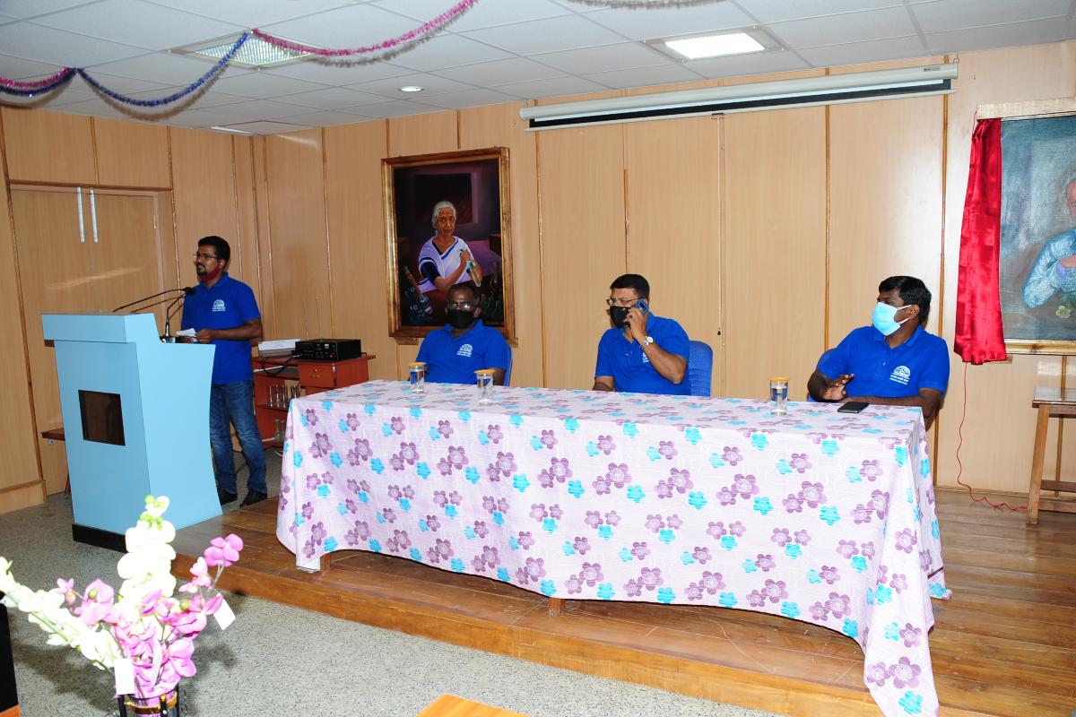 6. Van Mahotsav celebration at BSI SRC on 06-07-2021-5