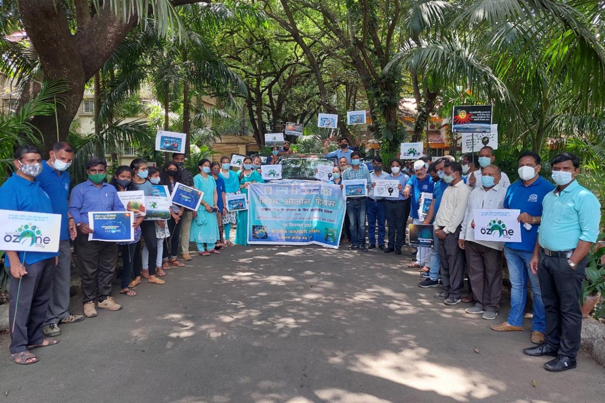 1. World Ozone Day Celebration